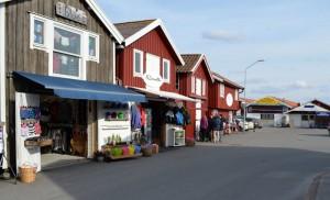 Langfredag er sesongstart i Smögen. Foto: Yngvar Halvorsen og Merete Furustad.