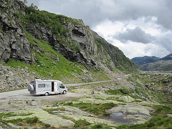 Ryfylkeheiene byr på variert natur og mange stoppesteder. Foto: Knut Randem.