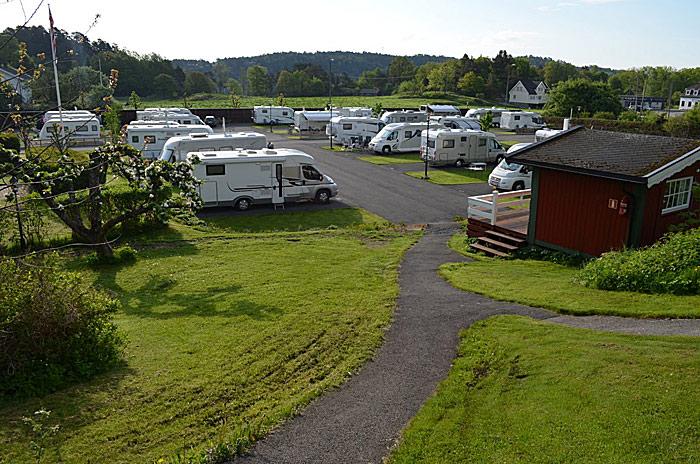 Godt organisert på Bie. Foto: Yngvar Halvorsen.