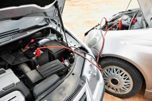 Varmen er ikke et problem hvis du har et fulladet batteri. Men det er det få som har.. Foto: Colourbox