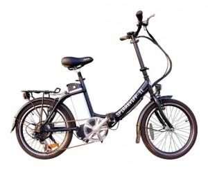 Batteridreven sykkel gir deg et puff i ryggen. Foto: maxfritid.no.