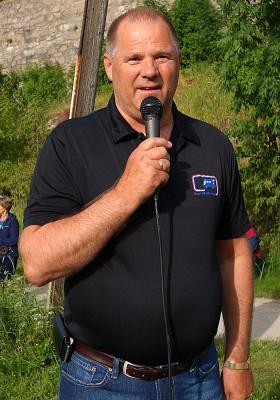 Valgkomiteen ville ikke, men Kurt Terje Jenssen fikk gjenvalg som president i Norsk Bobilforening.