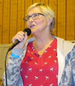 Margrethe Odland ble valgt inn i styret på benkeforslag og sikret kvinnerepresentasjon. Foto: Knut Randem.