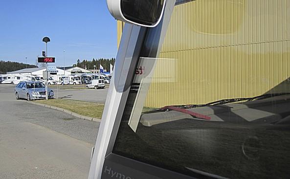 De fleste trafikkstasjoner har åpne vekter slik at du kan kontrollveie. Sjekk både for- og bakaksel og legg sammen for totalvekt om du ikke får alle hjulene innpå. Foto: Knut Randem.