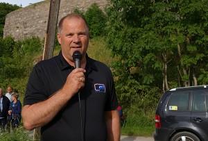 President Kurt Terje Jenssen i Norsk Bobilforening mener også kr 250 er for mye. Foto: Knut Randem.
