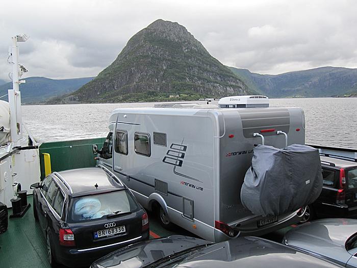 Blir det rettferdige ferjepriser fra nyttår? Foto: Knut Randem.