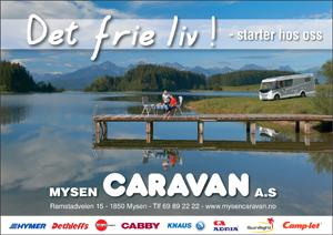 Annonse Mysen Caravan 2016