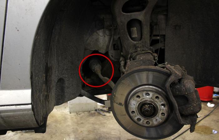 I ytterste konsekvens kan skjev hjulstilling være trafikkfarlig. Foto: Newswire.