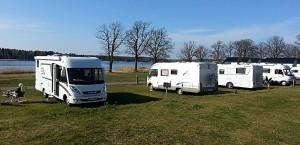 Kristinehamn camping er med i totalvurderingen. Foto: Knut Randem.
