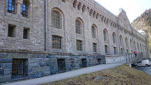 Vemork kraftstasjon og museum. Foto: Knut Randem.