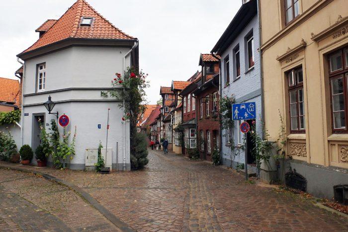 Lüneburg har en koselig gamleby som gjorde seg rik på salthandel.