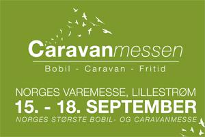 Annonse Caravanmessen 2016