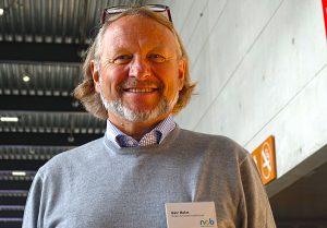 Forhandlernes generalsekretær Geir Holm er bekymret for Venstres forslag. Foto: Knut Randem.
