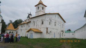Et fantastisk kloster.
