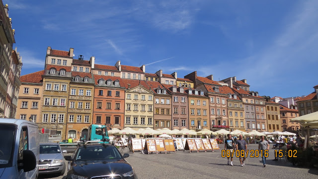 Warszawas gamleby.