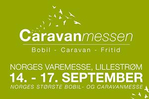 Annonse Caravanmessen 2017