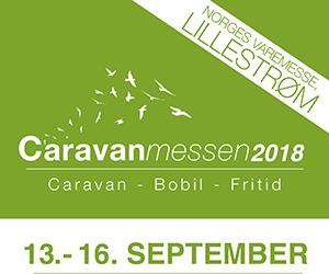 Annonse Caravanmessen 2018
