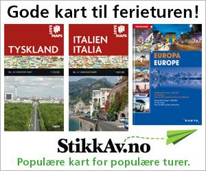 Annonse Stikk av Bilkart