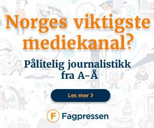 Annonse Fagpressen 2018