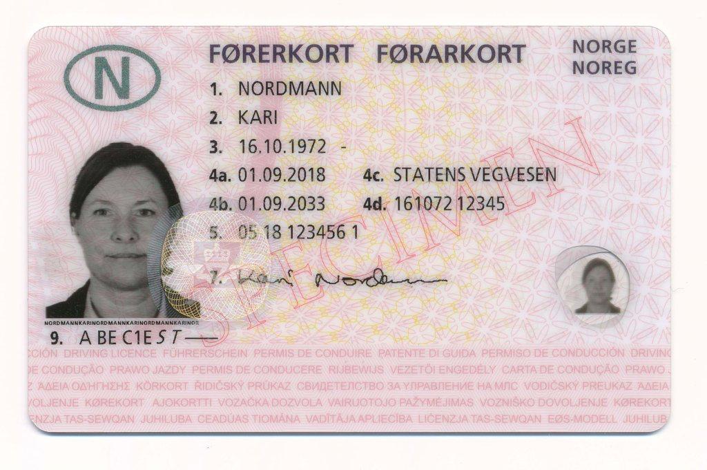 eu førerkort