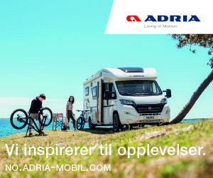 Annonse Adria 2020