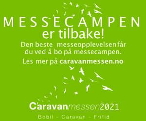 Annonse Caravanmessen